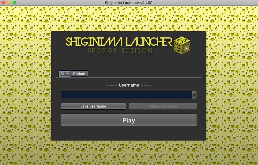 Shiginima Launcher Minecraft Macos Ios Instalado Correctamente