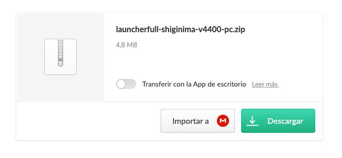 Como Descargar Archivo Para Instalar Shiginima Minecraft En Pc