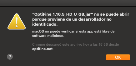 Installing Optifine On Mac Involves Some Specific Steps