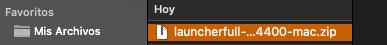 Launcher Descargado